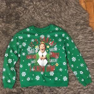 Elf Ugly Christmas Sweater